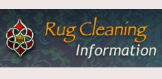 Rug Cleaning Information